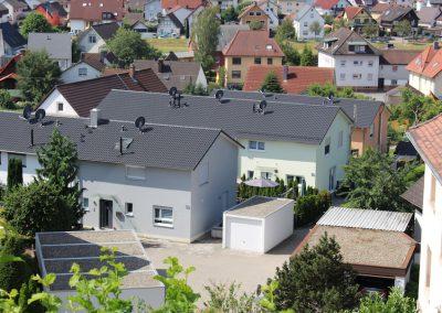 Doppel- und Reihenhäuser in Gaggenau