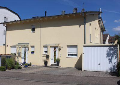 Schönes Doppelhaus in Gaggenau