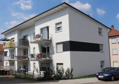 Ein Mehrfamilienhaus in Gaggenau