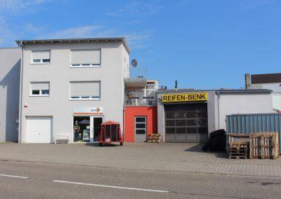 Wohn- und Geschäftshaus in Gaggenau
