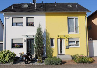 Doppelhaus in Rastatt