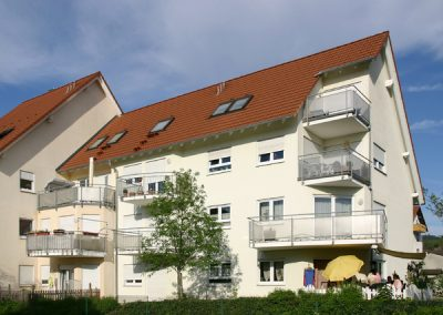 Mehrfamilienhaus Sinzheim